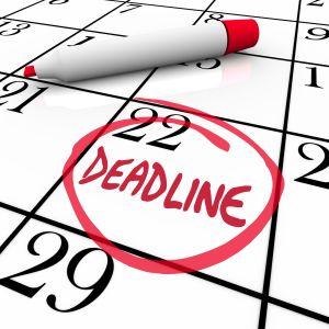 Deadline Post
